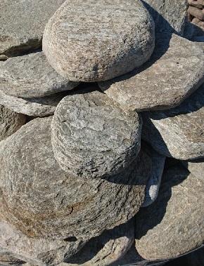 Речен камък – Плоски