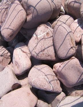Речен камък – Овални