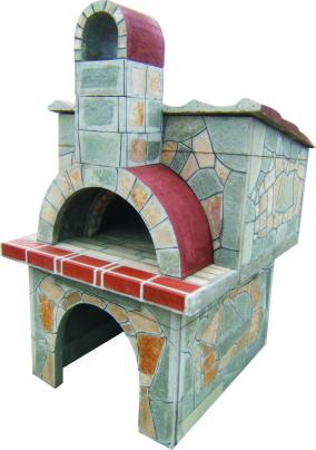 Покрив за пещ – Стандарт
