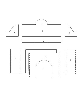 Мивка/ Плот по Индивидуален Проект