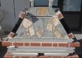 камина в двора за скара на дърва (2)