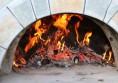 огън на пещ