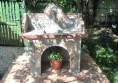 градинска мивка чешма за двора