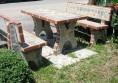 градина маса пейки