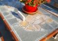бетонна маса с камък