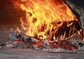 домашна пещ на дърва за пици