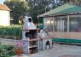 барбекю и мивка за двора