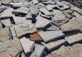 изрезки от камък гнайс