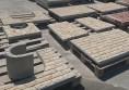 покрив за каменна пещ