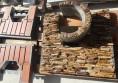 Барбекю камина с кокали от Раймар Стенари на дърва (4)