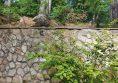 облицовка на стена с камък рустика