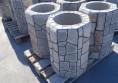 бетонни кошове гюмове парк училище (2)