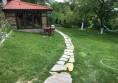 пътека от естествен камък гнайс