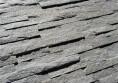 grey stone panel mosaic