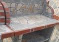 мебели за градина маса плот камък (7)