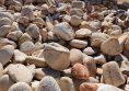 камъчета за декорация на градината