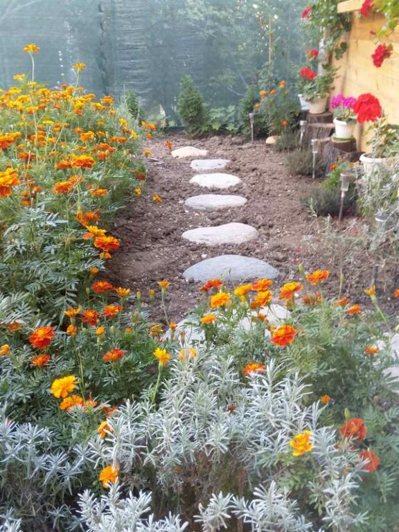 По каменни стъпки до златна чешма в пернишка райска градина