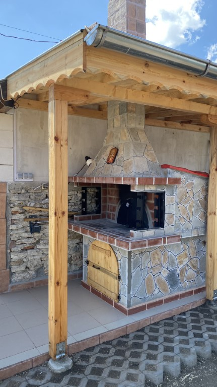 Мераклийско барбекю с пещ в Каварна
